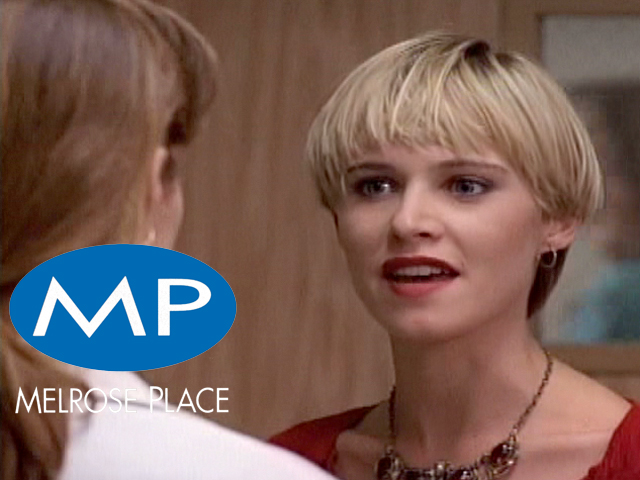 Melrose Place Original Melrose Place Divorce