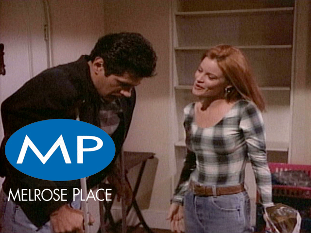Melrose Place Original Melrose Place Problems