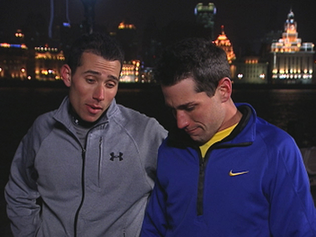 The Amazing Race 16 - Tears on the Mat