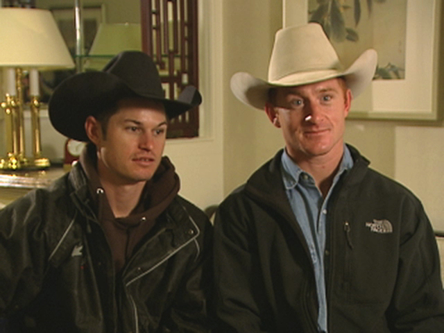 The Amazing Race 16 - Cowboys Crash
