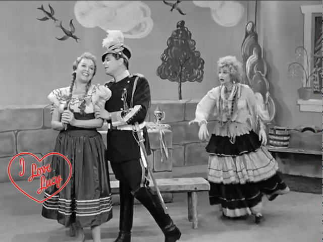 I Love Lucy - Lucy's Check Bounces
