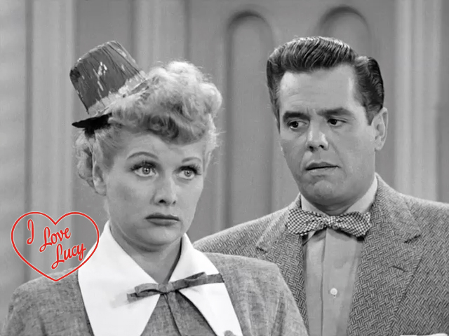 I Love Lucy - See If I Care