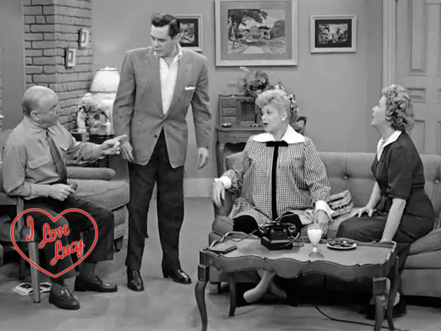 I Love Lucy - Hey, Wait For Me!