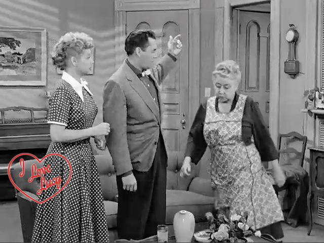 I love Lucy - Let's Make Her Quit