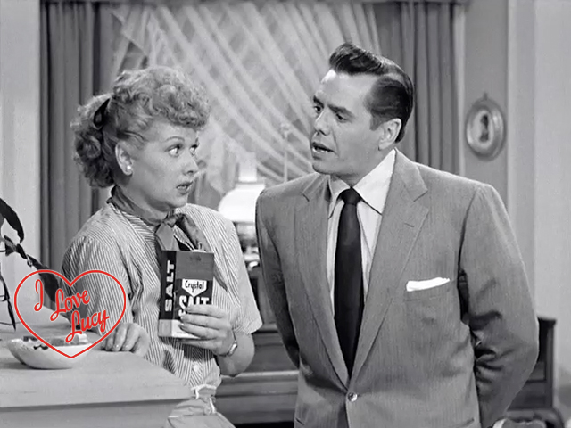 I Love Lucy - Value of a Dollar