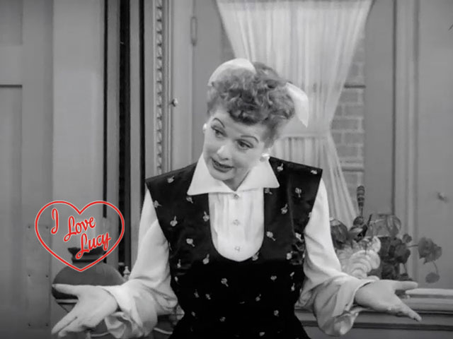 I Love Lucy - Catching Slippery Sam