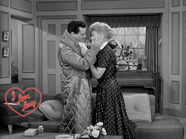 I Love Lucy - The Most Revolting Movie Star