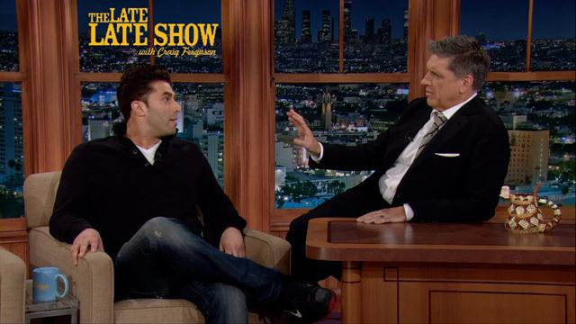 The Late Late Show: Craig Ferguson - Adam Ray as Wolverine