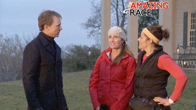 The Amazing Race - Relationships Created