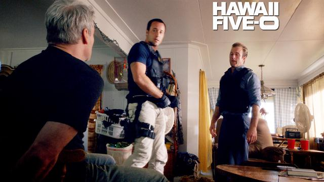 Hawaii Five-0 - Leverage