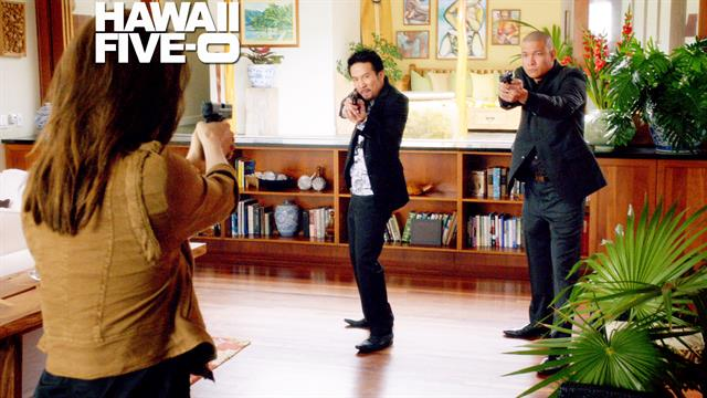 Hawaii Five-0 - Breaking & Entering