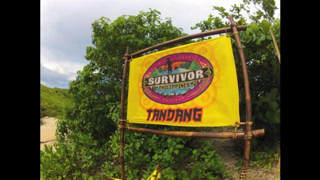 Survivor Tribe Flags Time Lapse
