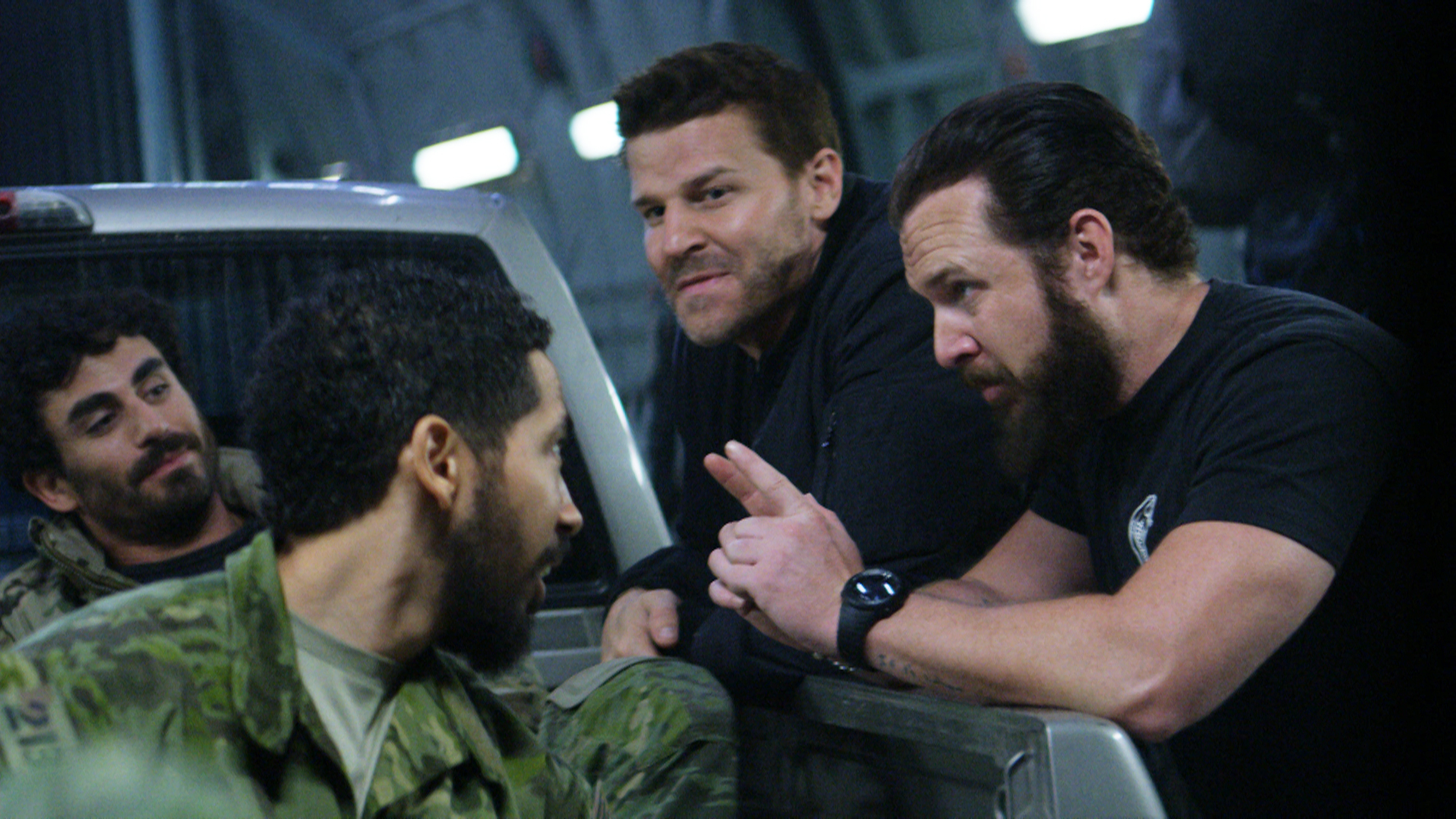 Watch SEAL Team Season 1 Episode 7: Borderlines - Full show on CBS All  Access