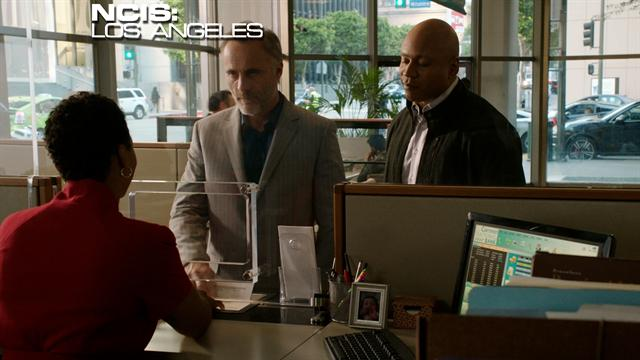 NCIS: Los Angeles - They Are Dead
