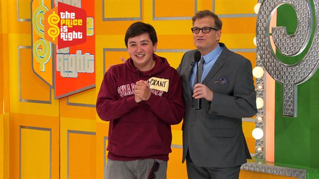 The Price Is Right - Swarthmore Bound