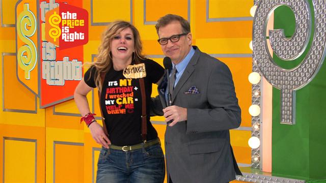 The Price Is Right - Stephanie Needs A New Car