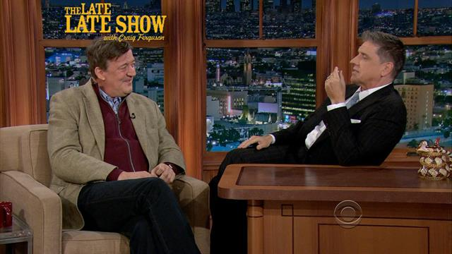 Watch The Late Late Show with Craig Ferguson Season 9 Episode 91 - Wed, May 22, 2013 Online