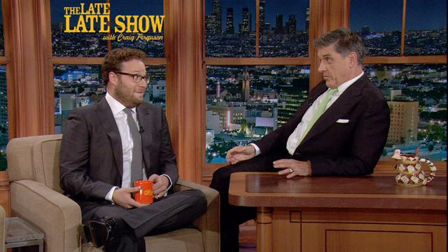 The Late Late Show: Craig Ferguson - Sickest Movie