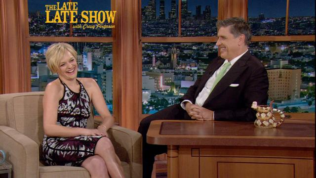 The Late Late Show: Craig Ferguson - Comparing Awards