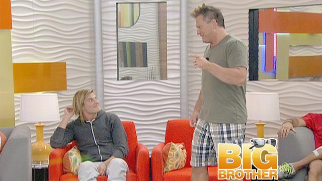Big Brother - Episode 16
