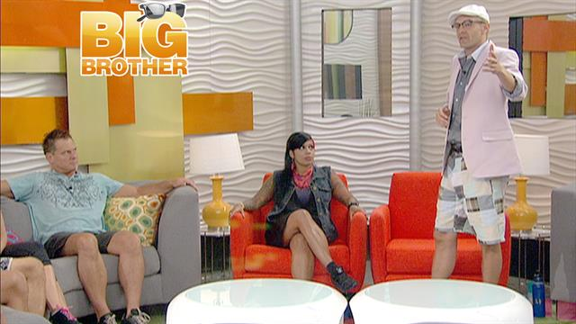 Big Brother - Episode 19