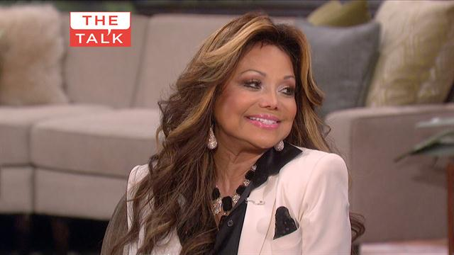 The Talk - 'Life with La Toya' Talk