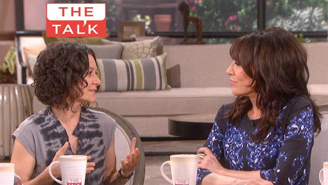 The Talk - Katey Segal on 'Sons of Anarchy'