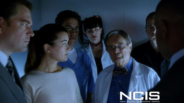 NCIS - Team Meeting