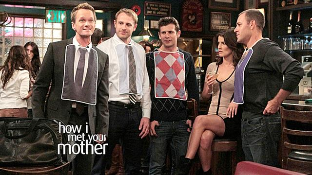 How I Met Your Mother - Lobster Crawl