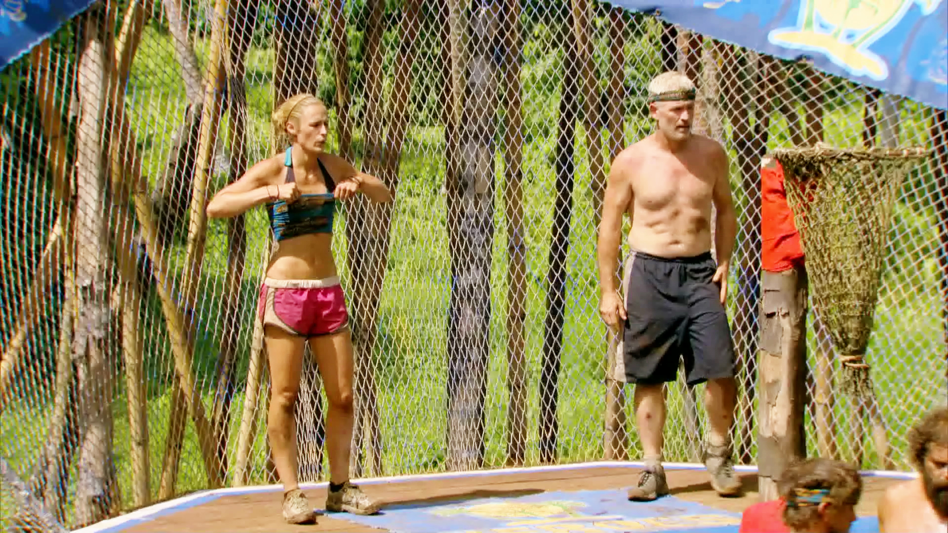 Watch Survivor Season 20 Episode 5: Knights of the Round Table - Full show  on CBS All Access