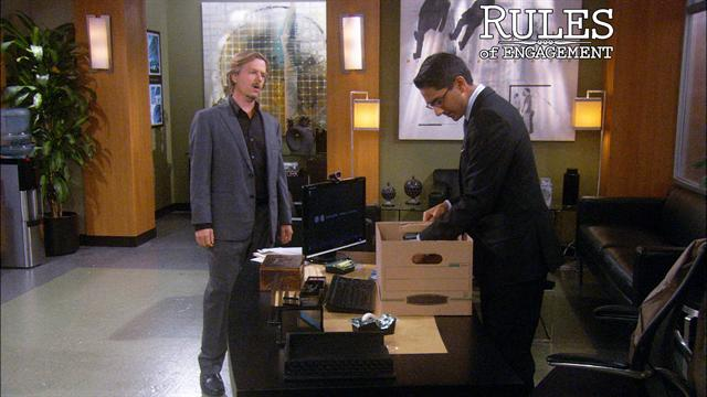 Rules of Engagement - Packing Up