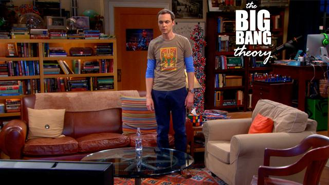 The Big Bang Theory - Cliff Hanger