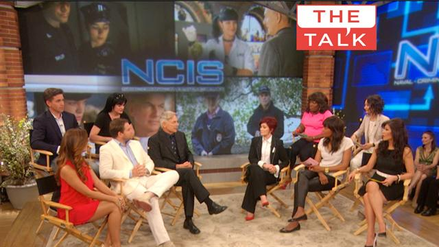 The Talk - 'NCIS' Cast on Finale