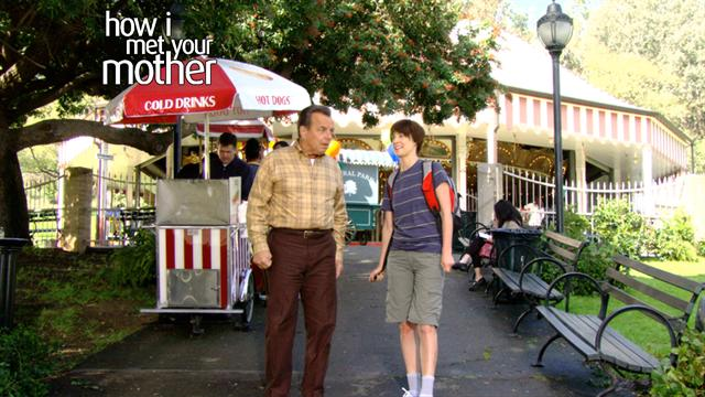 How I Met Your Mother - Way Back When