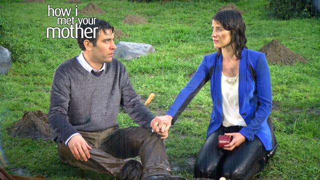 How I Met Your Mother - A Sign From The Universe