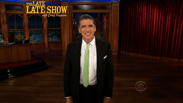The Late Late Show: Craig Ferguson - Craig's Monologue - 6/13/2013