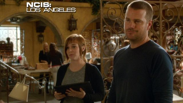 NCIS: Los Angeles - A Lot of Bling