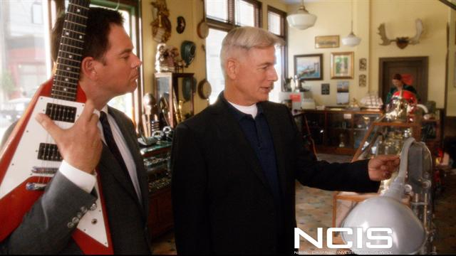 NCIS - Medal Of Honor