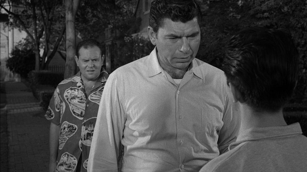 Watch The Twilight Zone Classic Season 1 Episode 22 The Monsters Are Due On Maple Street Full Show On Paramount Plus