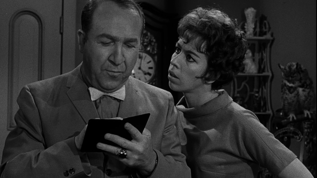 Image result for carol burnett the twilight zone