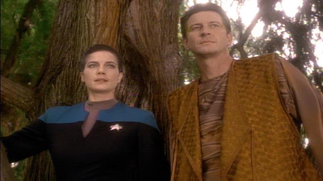 Watch Star Trek: Deep Space Nine Season 3 Episode 8: Meridian - Full show  on CBS All Access