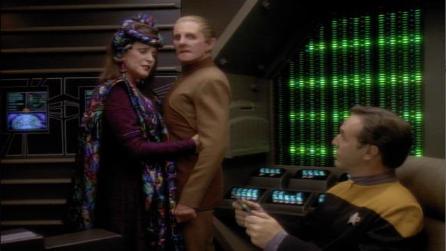 Watch Star Trek: Deep Space Nine Season 3 Episode 10: Fascination - Full  show on CBS All Access
