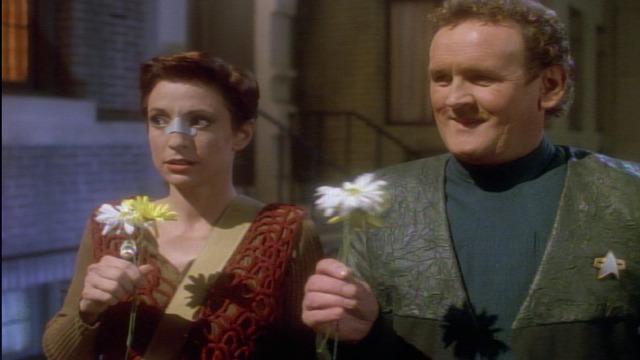 Watch Star Trek: Deep Space Nine Season 3 Episode 12: Past Tense, Part 2 -  Full show on CBS All Access