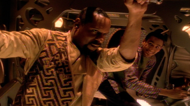 Watch Star Trek: Deep Space Nine Season 3 Episode 22: Explorers - Full show  on CBS All Access