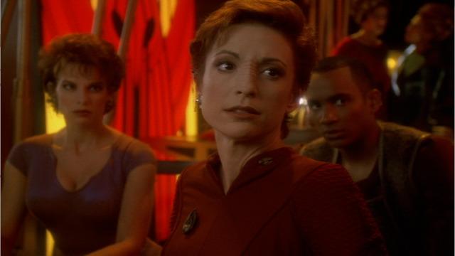 Watch Star Trek: Deep Space Nine Season 6 Episode 6: Sacrifice Of Angels -  Full show on CBS All Access