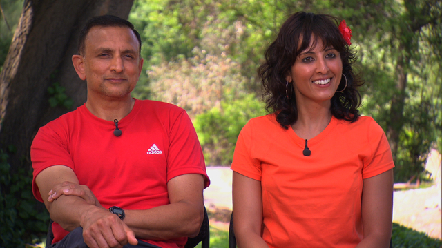 The Amazing Race - Meet Hoskote and Naina