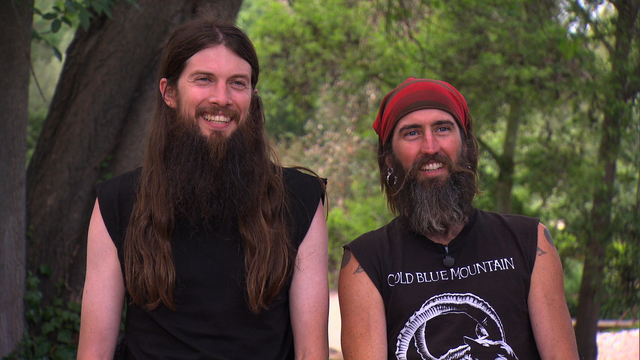 The Amazing Race - Meet Brandon and Adam