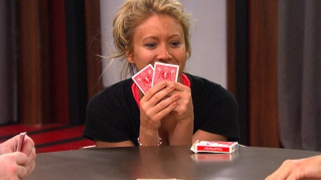 Big Brother: Feed Clip: Card Bluff