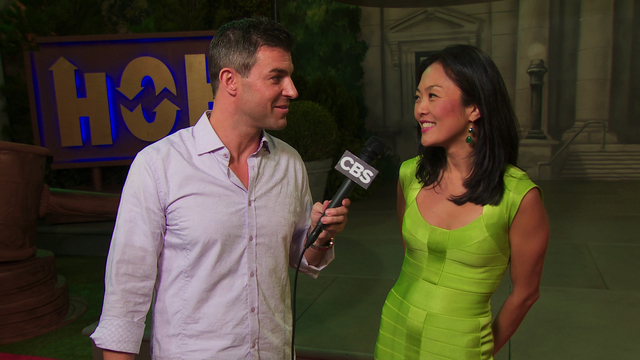 Big Brother Finale: Backyard Interview with Helen