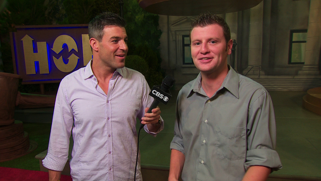 Big Brother Finale: Backyard Interview with Judd